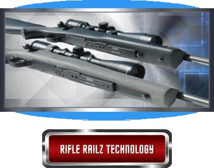 Aristotle Engineering Rifle Railz Technology